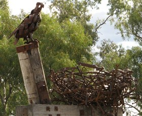 Blackall Sculpture Trail - Geraldton Accommodation