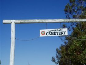 Longreach Cemetery - Geraldton Accommodation