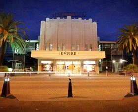Empire Theatre - Geraldton Accommodation