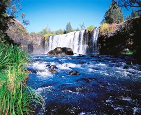 Millstream Falls National Park - Geraldton Accommodation