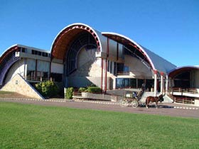Australian Stockmans Hall of Fame and Outback Heritage Centre - Geraldton Accommodation