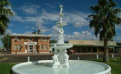 Heritage Trail Cunnamulla - Geraldton Accommodation