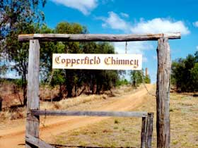 Copperfield Store and Chimney - Geraldton Accommodation