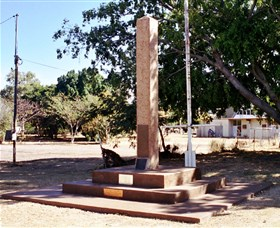 Mount Isa Memorial Cenotaph - Geraldton Accommodation