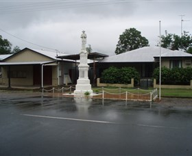 Finch Hatton War Memorial - Geraldton Accommodation