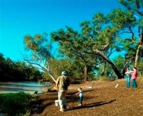 Charleville - Dillalah Warrego River Fishing Spot - Geraldton Accommodation