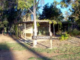 Clermont - Old Town Site - Geraldton Accommodation