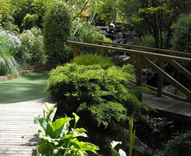 Grampians Adventure Golf MOCO Gallery  Cafe - Geraldton Accommodation