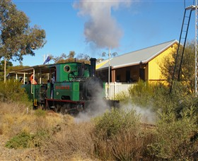 Red Cliffs Historical Steam Railway - Geraldton Accommodation