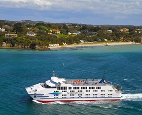 Searoad Ferries - Geraldton Accommodation