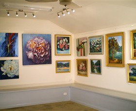 Ros McArthur Art Studio - Geraldton Accommodation