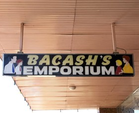 Bacash Emporium - Geraldton Accommodation