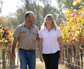 Lake Moodemere Vineyards - Geraldton Accommodation