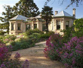 Buda Historic Home  Garden - Geraldton Accommodation