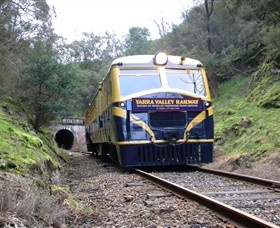 Yarra Valley Railway - Geraldton Accommodation
