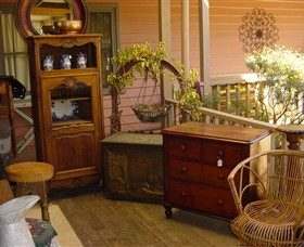 Watson's Creek Antiques  Cafe - Geraldton Accommodation