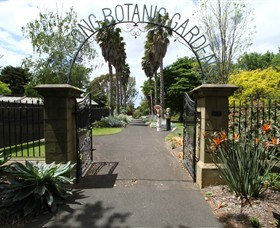 Friends of Geelong Botanic Gardens - Geraldton Accommodation