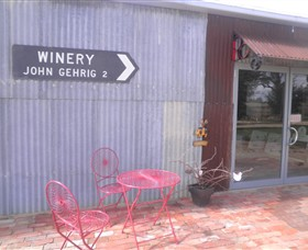John Gehrig Wines - Geraldton Accommodation
