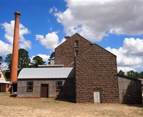 Andersons Mill Smeaton Historic Area - Geraldton Accommodation