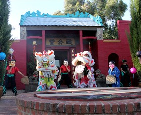 Bendigo Joss House Temple - Geraldton Accommodation