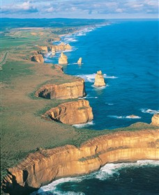 12 Apostles Flight Adventure from Apollo Bay - Geraldton Accommodation