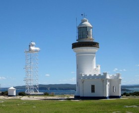 Point Perpendicular Lighthouse and Lookout - Geraldton Accommodation
