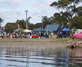 Greenwell Point Riverside Markets - Geraldton Accommodation