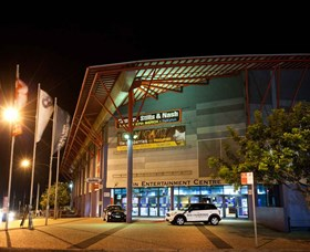 WIN Entertainment Centre - Geraldton Accommodation