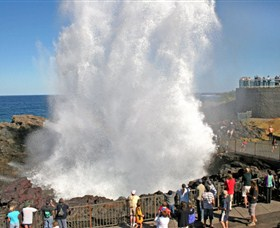 Kiama Blowhole - Geraldton Accommodation