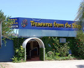 Treasures from the Deep - Opal and Shell Museum - Geraldton Accommodation