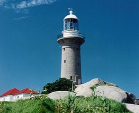 Montague Island Lighthouse - Geraldton Accommodation