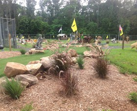The Cove Miniature Golf Course - Geraldton Accommodation