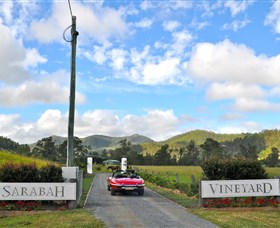 Sarabah Estate Vineyard - Geraldton Accommodation