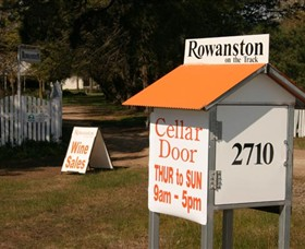 Rowanston on the Track Winery  Bed and Breakfast - Geraldton Accommodation