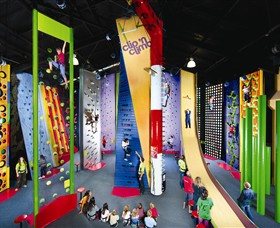 Clip 'N Climb Melbourne - Geraldton Accommodation