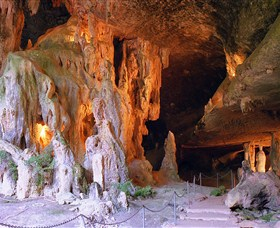 Abercrombie Caves - Geraldton Accommodation