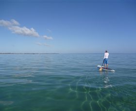 Peninsula Stand Up Paddle - Geraldton Accommodation