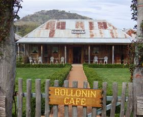 Rollonin Cafe - Geraldton Accommodation