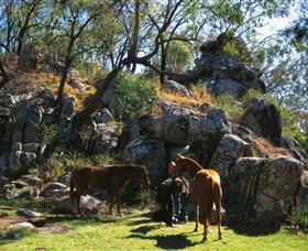 Coomba Falls - Geraldton Accommodation