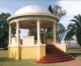 Kingaroy Soldiers Memorial Rotunda - Geraldton Accommodation