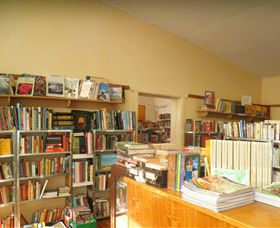 Corryong Browsers Bookshop - Geraldton Accommodation