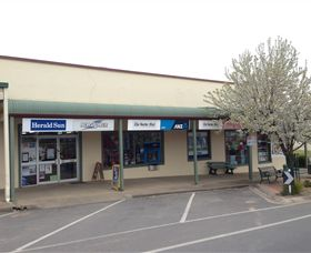 Corryong Newsagency - Geraldton Accommodation