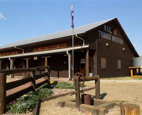 South Burnett Region Timber Industry Museum - Geraldton Accommodation