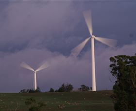 Crookwell Wind Farm - Geraldton Accommodation