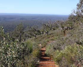 Mount Dale Walk Trail - Geraldton Accommodation