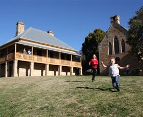 Hartley Historic Site - Geraldton Accommodation