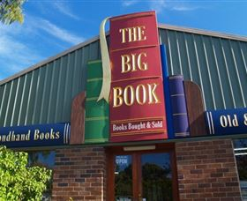 Big Book - Geraldton Accommodation