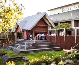 Hollydene Estate Wines and Vines Restaurant - Geraldton Accommodation
