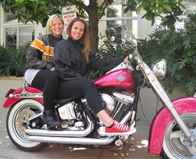 Wild Ride Harley and Motorcycle Tours - Geraldton Accommodation