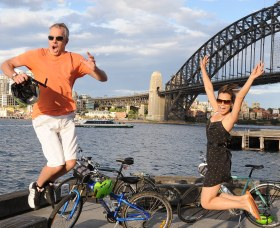 Bikebuffs - Sydney Bicycle Tours - Geraldton Accommodation